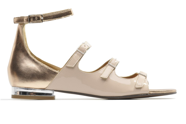 Sandalias Made by SARENZA Chamallow #4 Beige vista de detalle / par