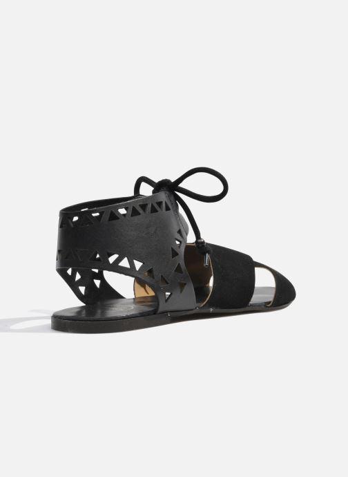 Sandales et nu-pieds Made by SARENZA Nairobi #2 Noir vue face