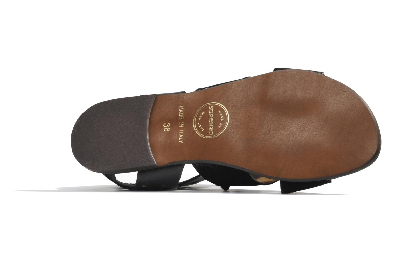 Sandales et nu-pieds Made by SARENZA Nairobi #2 Noir vue gauche
