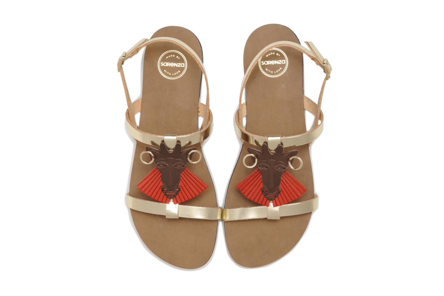 Sandals Made by SARENZA Nairobi #5 Multicolor model view