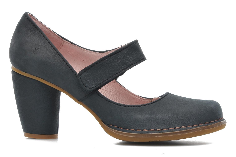 Zapatos de tacón El Naturalista Colibri N466 Negro vistra trasera