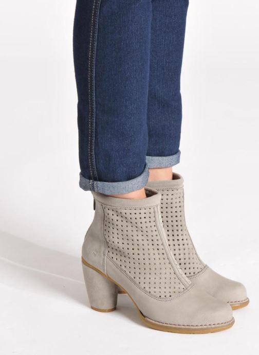Boots en enkellaarsjes El Naturalista Colibri N467 Zwart onder