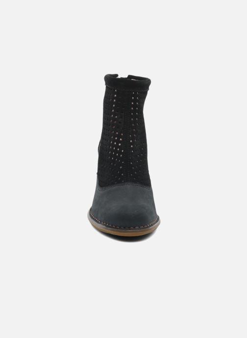 Boots en enkellaarsjes El Naturalista Colibri N467 Zwart model