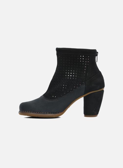 Boots en enkellaarsjes El Naturalista Colibri N467 Zwart voorkant