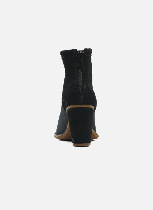 Boots en enkellaarsjes El Naturalista Colibri N467 Zwart rechts