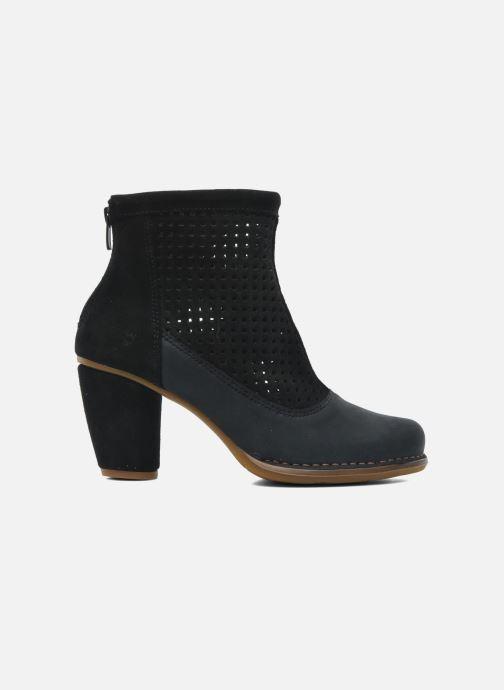 Boots en enkellaarsjes El Naturalista Colibri N467 Zwart achterkant