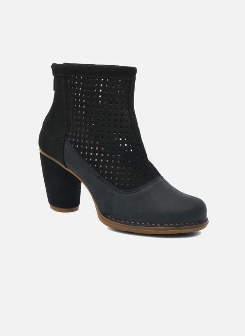 Boots en enkellaarsjes El Naturalista Colibri N467 Zwart detail