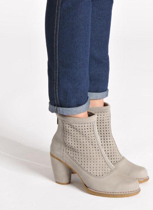 Boots en enkellaarsjes El Naturalista Colibri N467 Grijs onder