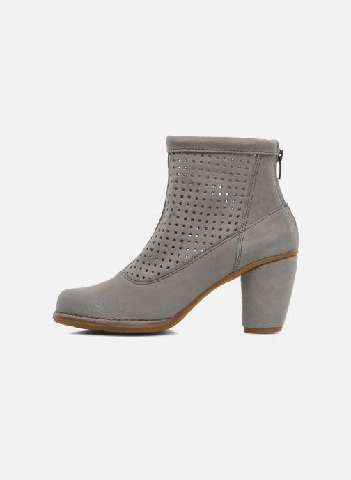 Ankle boots El Naturalista Colibri N467 Grey front view