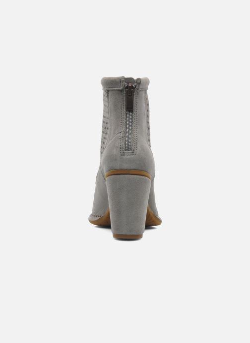 Boots en enkellaarsjes El Naturalista Colibri N467 Grijs rechts