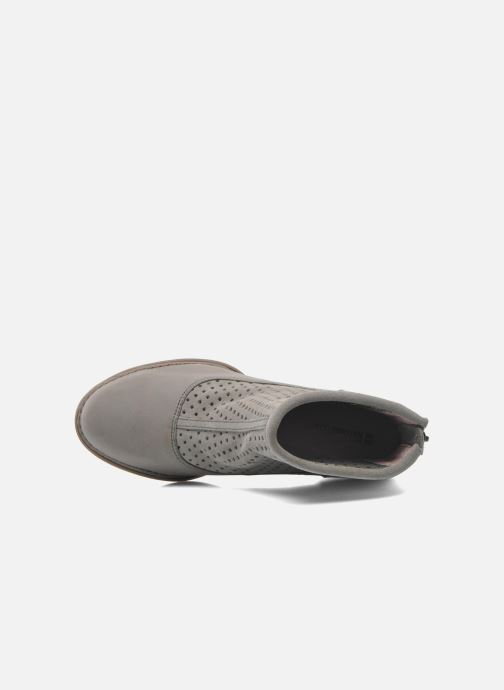 Ankle boots El Naturalista Colibri N467 Grey view from the left