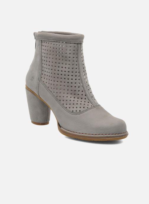 Boots en enkellaarsjes El Naturalista Colibri N467 Grijs detail