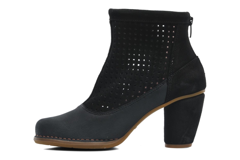 Bottines et boots El Naturalista Colibri N467 Noir vue face