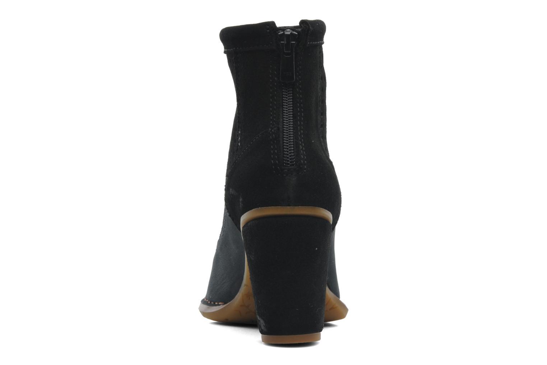 Bottines et boots El Naturalista Colibri N467 Noir vue droite