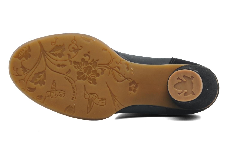 Bottines et boots El Naturalista Colibri N467 Noir vue haut