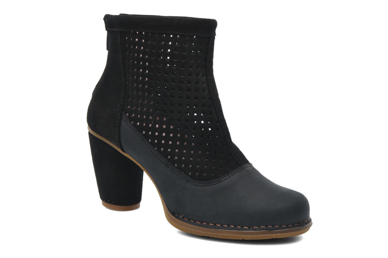 Bottines et boots El Naturalista Colibri N467 Noir vue détail/paire