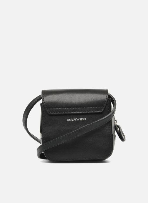 Bolsos de mano Carven SAINT SULPICE Mini boîte Negro vista del modelo