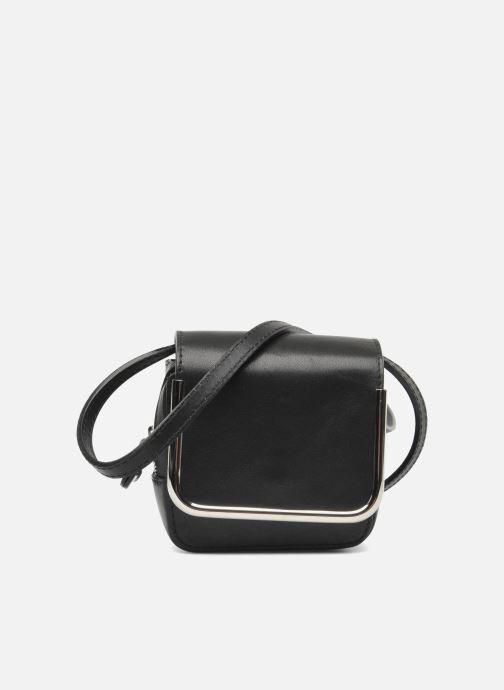 Bolsos de mano Carven SAINT SULPICE Mini boîte Negro vista de detalle / par