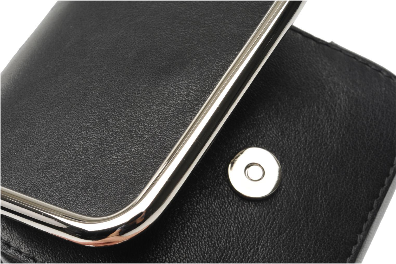 Handbags Carven SAINT SULPICE Mini boîte Black view from the left