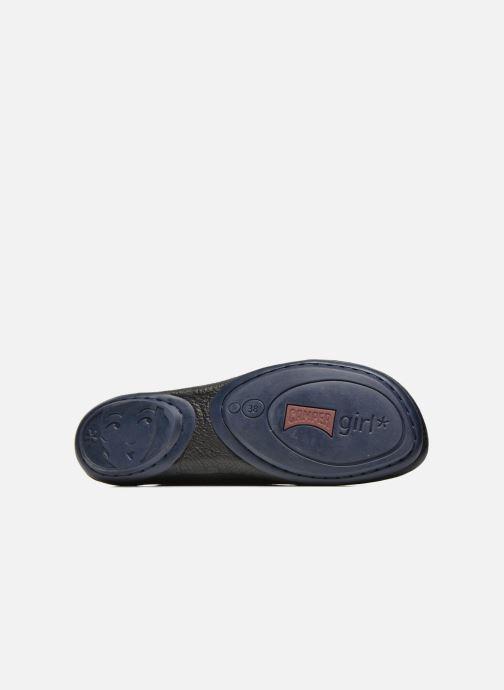 Bottines et boots Camper Right Nina 46716 Noir vue haut