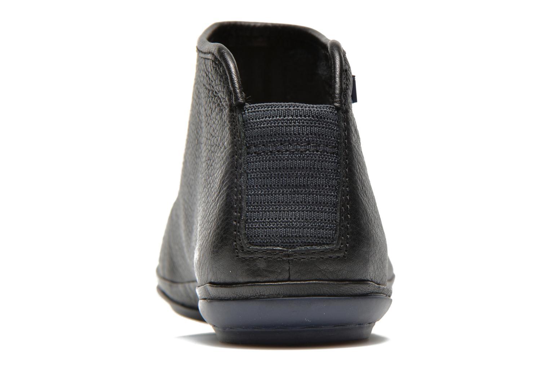 Bottines et boots Camper Right Nina 46716 Noir vue droite