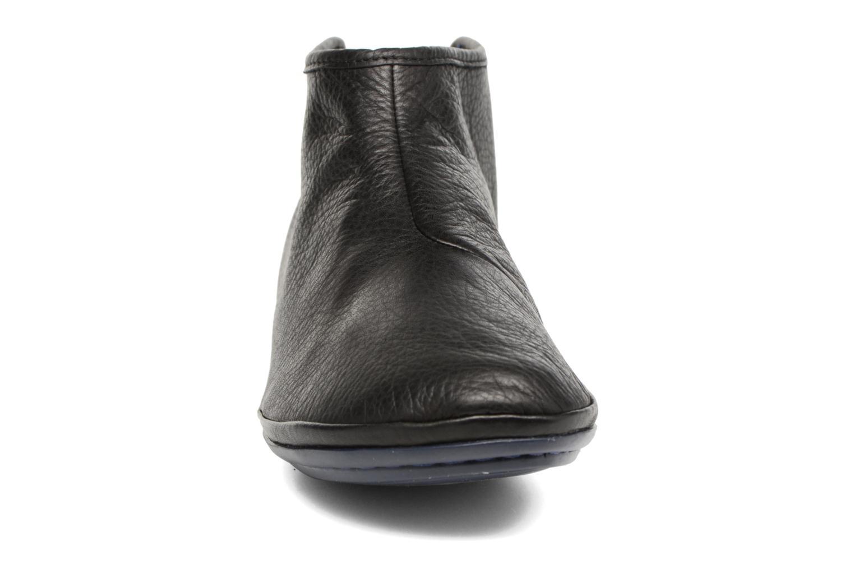 Bottines et boots Camper Right Nina 46716 Noir vue portées chaussures