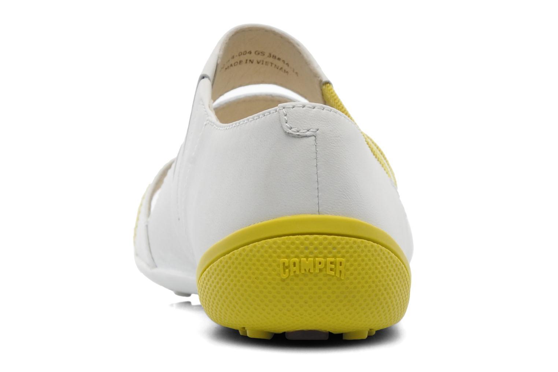 Sandales et nu-pieds Camper Peu Circuit 22114 Multicolore vue droite