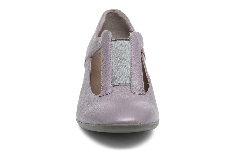 Escarpins Camper Beth 22111 Violet vue portées chaussures