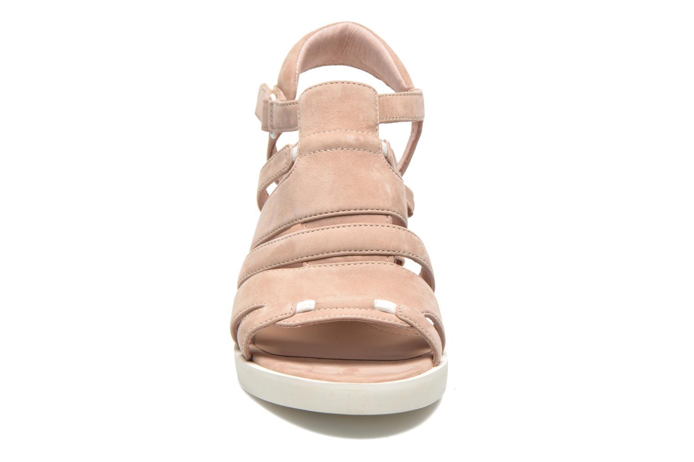 Sandales et nu-pieds Camper Limi 22613 Beige vue portées chaussures