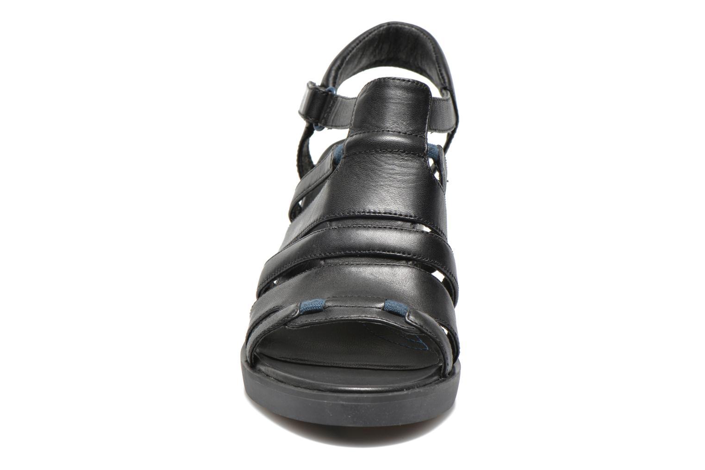Sandales et nu-pieds Camper Limi 22613 Noir vue portées chaussures