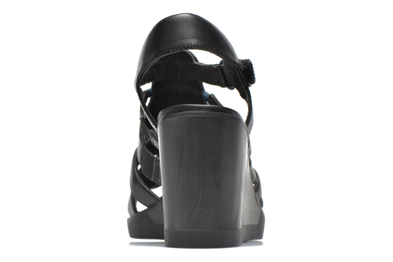 Sandales et nu-pieds Camper Limi 22613 Noir vue droite