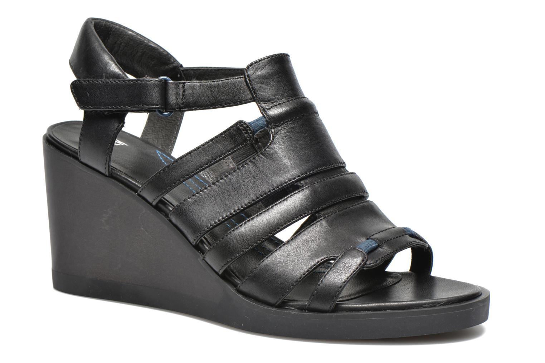 Sandales et nu-pieds Camper Limi 22613 Noir vue détail/paire