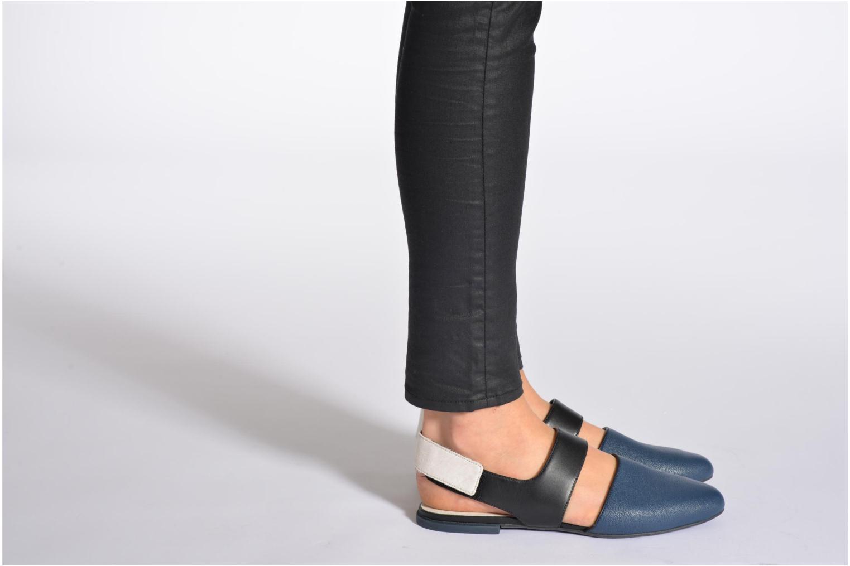 Sandales et nu-pieds Camper Isadora 22561 Multicolore vue bas / vue portée sac