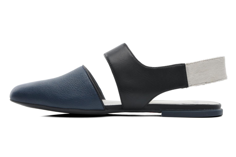 Sandales et nu-pieds Camper Isadora 22561 Multicolore vue face