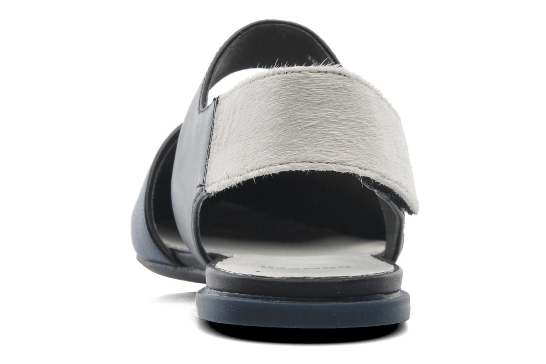 Sandales et nu-pieds Camper Isadora 22561 Multicolore vue droite