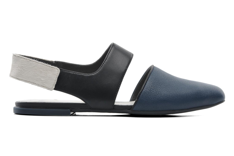 Sandales et nu-pieds Camper Isadora 22561 Multicolore vue derrière