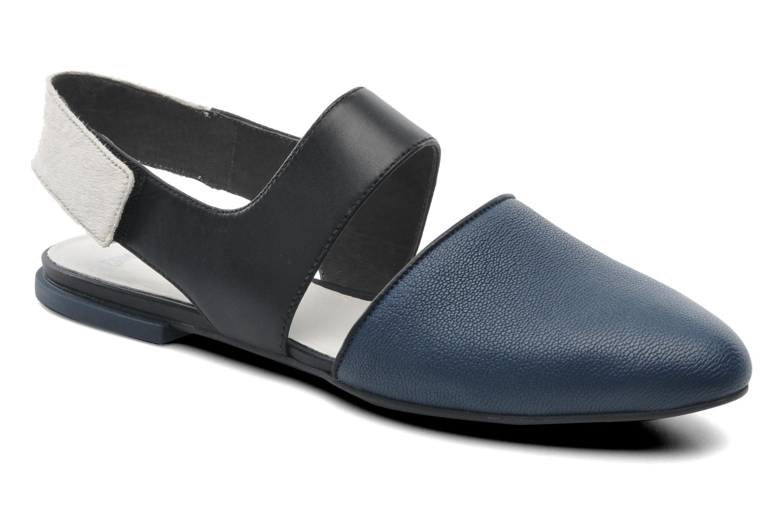 Sandales et nu-pieds Camper Isadora 22561 Multicolore vue détail/paire