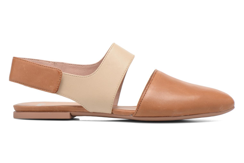 Sandales et nu-pieds Camper Isadora 22561 Beige vue derrière