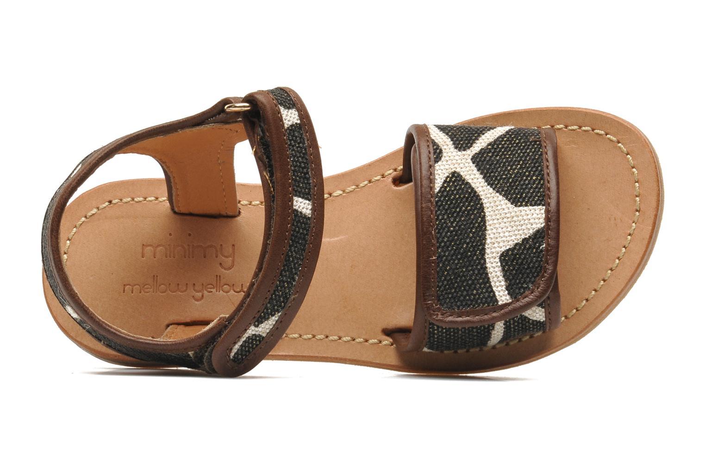 Sandali e scarpe aperte Mellow Yellow Mini Safro Multicolore immagine sinistra