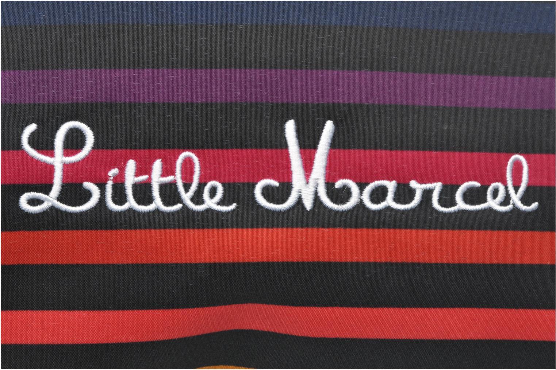 Petite Maroquinerie Little Marcel 1Pocket Multicolore vue gauche