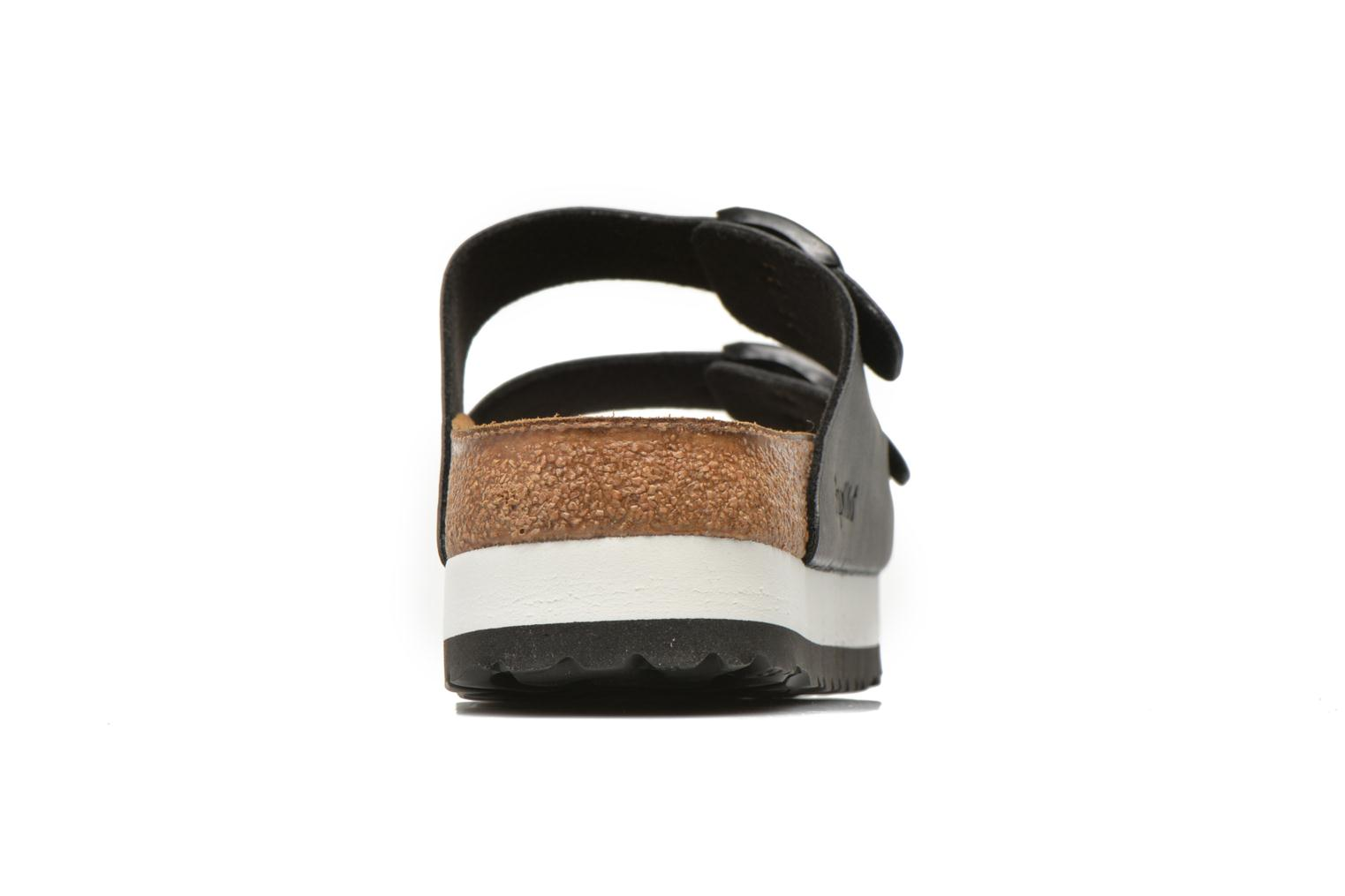 Mules & clogs Papillio Arizona Flor W Black view from the right