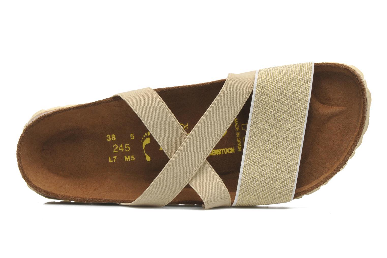 Wedges Papillio Cosma Textile Beige links