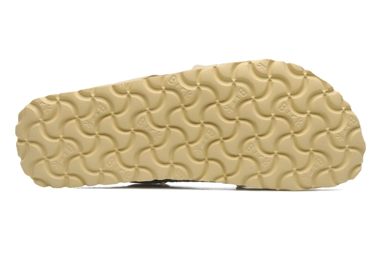Wedges Papillio Cosma Textile Beige boven