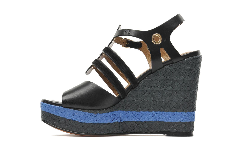Sandals Sonia Rykiel Izane Black front view