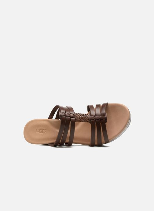 Mules & clogs UGG Mattie Brown view from the left
