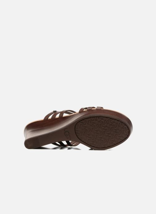Mules & clogs UGG Mattie Brown view from above