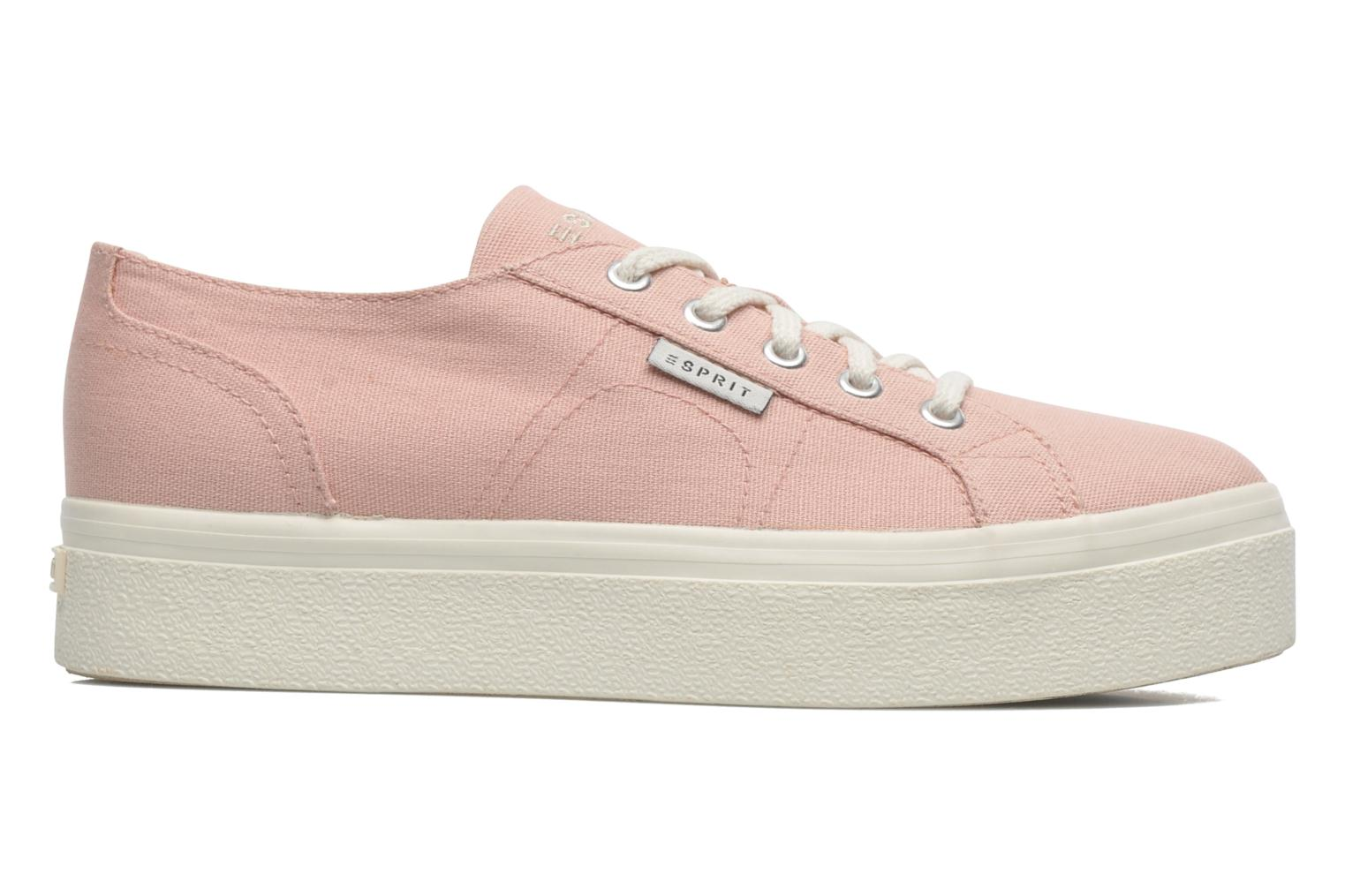Sneakers Esprit Starry Lace up 045 Rosa immagine posteriore