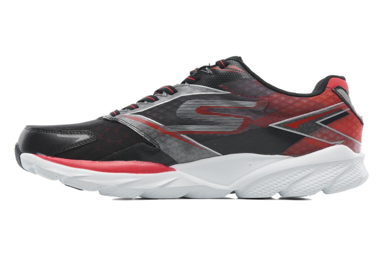 Chaussures de sport Skechers Go Run Ride 4 53998 Noir vue face