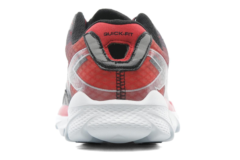 Chaussures de sport Skechers Go Run Ride 4 53998 Noir vue droite