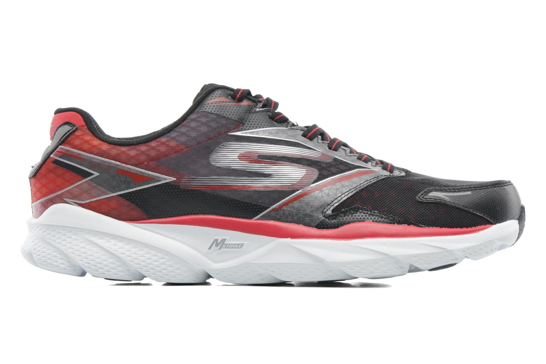 Chaussures de sport Skechers Go Run Ride 4 53998 Noir vue derrière